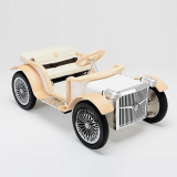 RARUS FAMILY ELECTRIC CAR _Ivory_