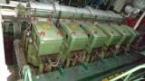 USED MARINE ENGINE WARTSILA SULZER- 6ZAL40S