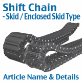 SHIFT CHAIN S- ES-Type article name-details