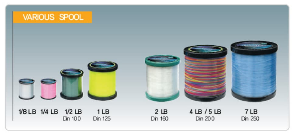 ACC Trimmer Line _string_