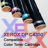 Xerox DPC4350 Remanufactured Color Toner Cartridge, Korea