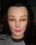 Cheap Human Hair manikin head mannequin head for Salon and School Hairdressing Makeup Practice