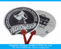 promotional hand plastic fan as gifts