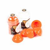 Silicone cupping set