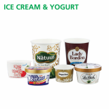 Ice Cream- Yogurt - Jam