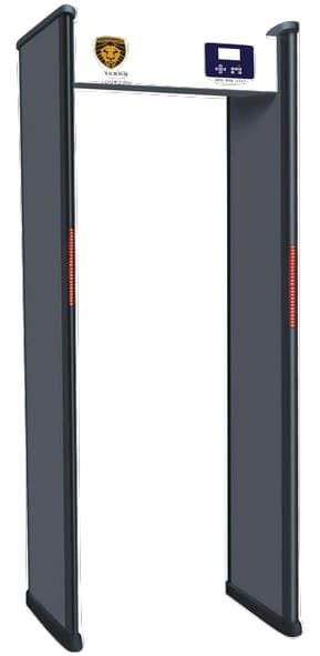 SMZID WalkThrough Cell Phone Detector   tradekorea