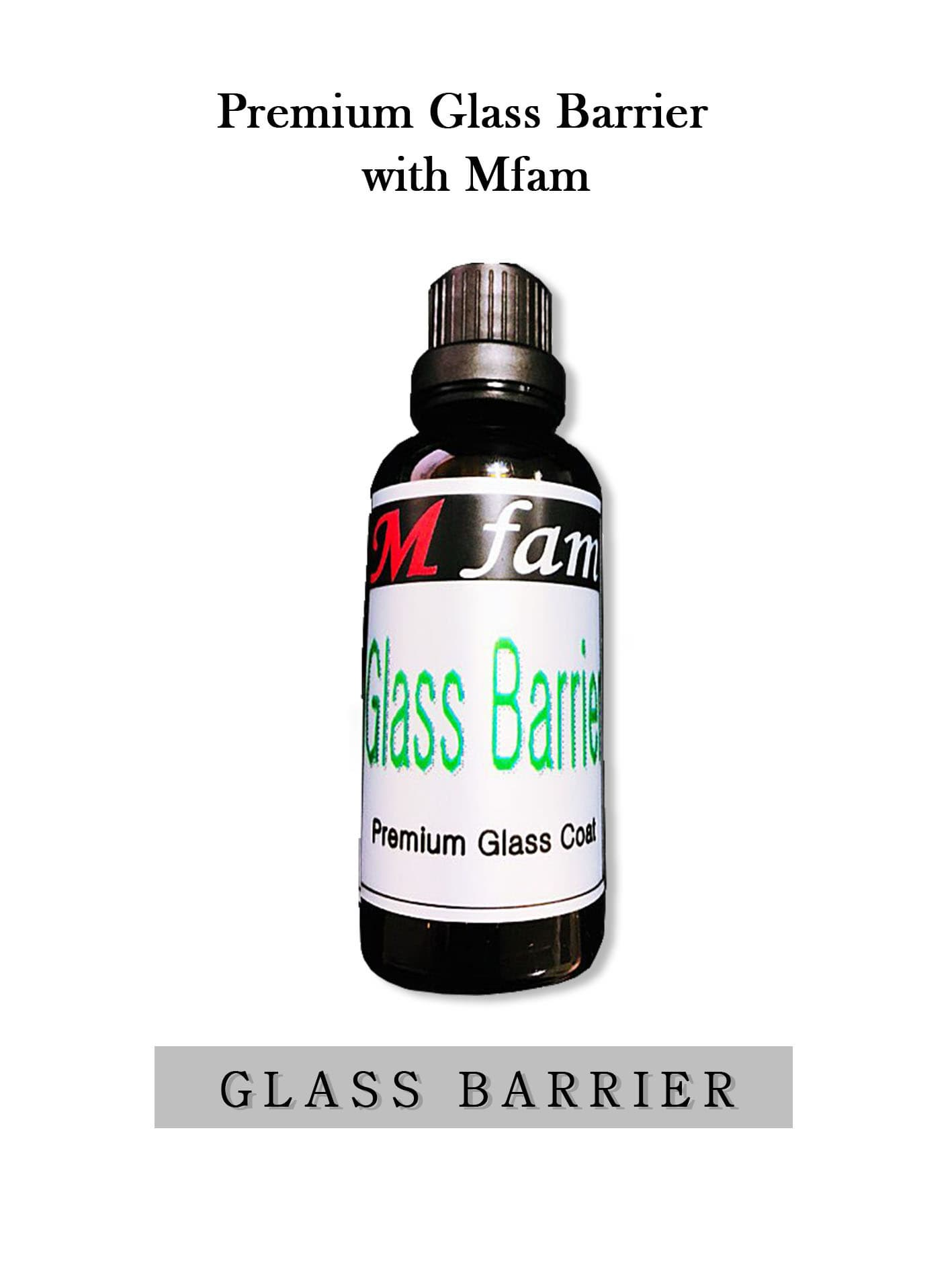 Glass water_repellent coating agent_Glass barrier