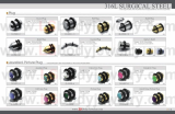 LS Body Jewelry, Plug, Round Plug, Flat Plug, Septum Bullet