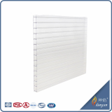 Anti_fog Polycarbonate Hollow Sheet for Greenhouse