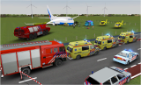 Virtual Reality Training for fire and emergency, paramedic