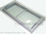 ABS Injection Glass Door For Chest Freezer