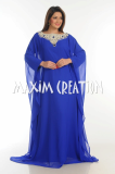 New Farasha Evening Wear Maxi Gown