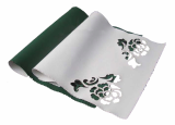 PVC/PU Materials Placemat With Beautiful Patt