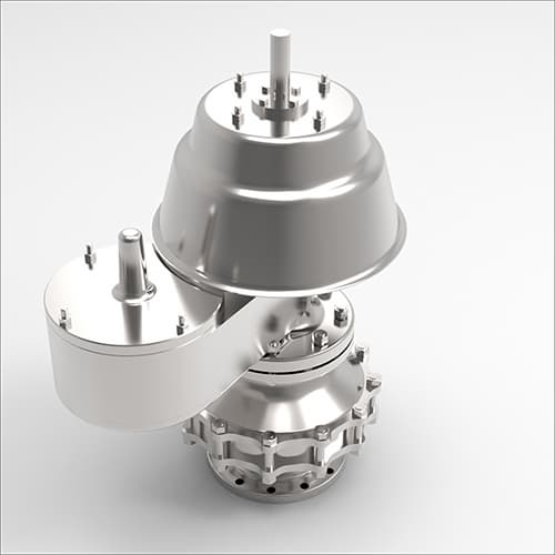 Pressure Vacuum Relief Valve with Flame Arrester