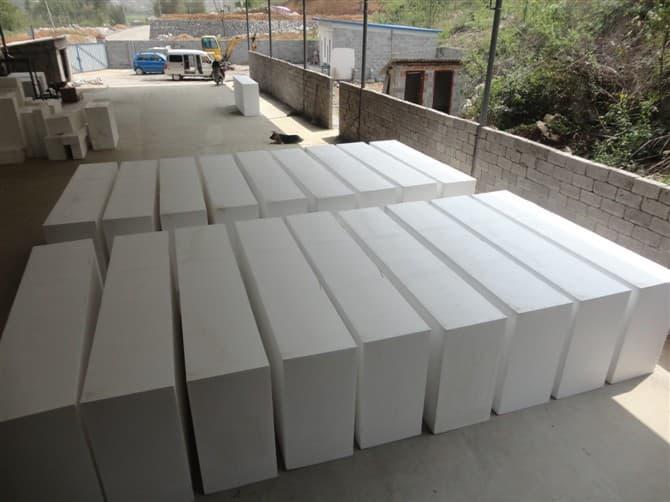 EPS Foam Block Cutting Machine For Insulation Buidling