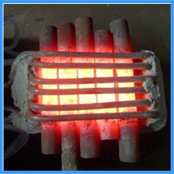 Bolts _ Nuts Induction Heating Machine