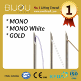 PDO Thread BIJOU Mono_ Mono White_ Gold