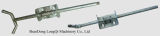 Stainless steel water tube with height controlling facility for pig