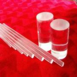 High Purity Quartz Rods 2mm_70mm for Optical_Semiconductor