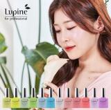 Lupine gel polish_nail art_LED_UV lamp use_10ml_multi color