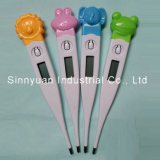 Clinical digital thermometer