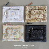 indimap Pattern Pouch - Big
