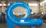 Turbine Scroll Case for Pressure vessel