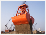 Self Hydraulic Grab Bucket