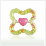 Eco-friendly Biodegradable Rattle - Star