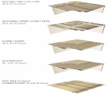 CEILING SANDWICH PANEL_ SOFTCORE CEILING PANEL