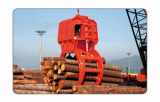 Engine Hydraulic Wood Grab