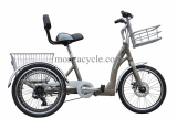 3 Wheel Bike with Motrorized Trike ET30