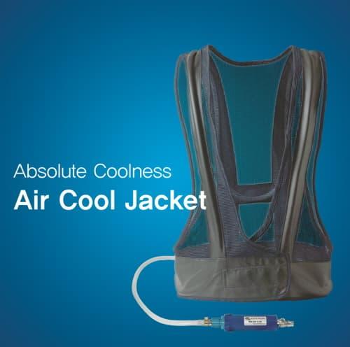 Air cool jacket