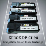 Xerox DP C1190 Compatible Color Toner Cartridge, Korea