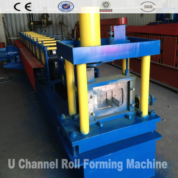 U Channel Roll Forming Machine Tradekorea