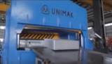 UNIMAK Machinery Corrugated Wall Production Line