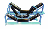 rubber coated conveyor rollers with professional Dia 159mm
