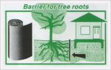 Tree Root Barrier