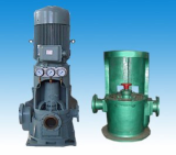 Marine Vertical Two-stages Self-priming Centrifugal Pumps-CLZ/2 series