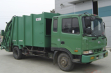 Garbage Compactor Truck (HGCH0900)