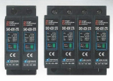 DIN RAIL TYPE SURGE PROTECTOR
