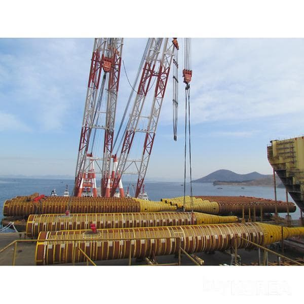 ICHTHYS DRIVEN PILE PROJECT
