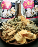 Mixed Crisp Snack chips pack