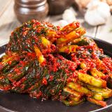 Gat Kimchi _Mustard Leaf Kimchi_