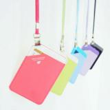 Smile card case (Card case, Card Holder)