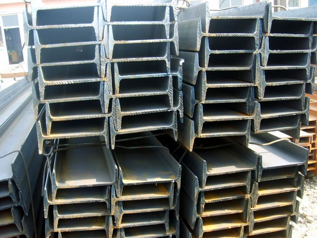 Hot rolled steel i beam size china manufacturer supplier