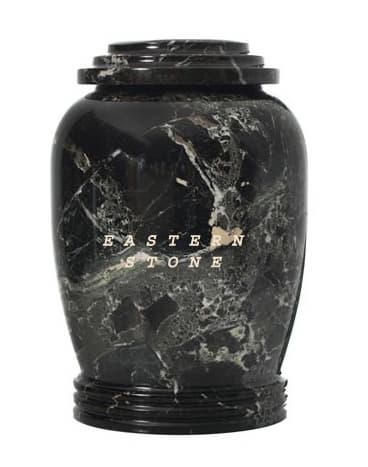 ONYX STONE ASH URN- CREMATION URN- FUNERAL