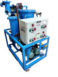 Hydraulic_Compressor Oil Filtration Machine _Dual_