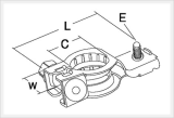 Battery Terminals (CPT BT62-018(+)45A)