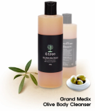 Olive Body Cleanser -  Chemical Free Cleanser